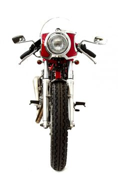 Cherry Cafe Racer by Deus - I'm just crazy for this machine!