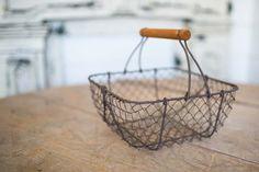 Square Wire Basket | The Magnolia Market