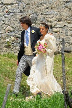 Margherita Missoni Marries Eugenio Amos in Italy, Gyspy-themed ceremony