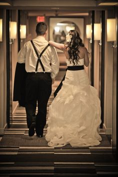 bride and groom-another great picture