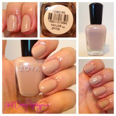 Naked Without Polish: Zoya Naturel Collection