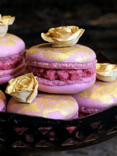 mademoiselle-rose-things:    Rococó Macarons