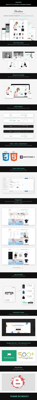 Responsive WooCommerce WordPress Theme - Modern Web Theme Templates