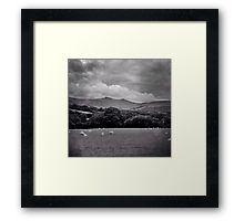 Pen y Fan in the Brecon Beacons Framed Print