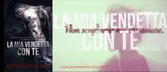 Bookmarks are reader's best friends  ci accompagna nell'excerpt reveal de La mia vendetta con te ;)