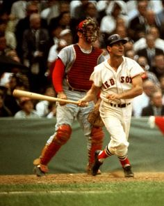 Carl Yastrzemski Boston Red Sox
