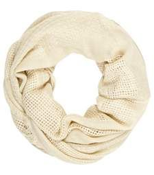 River Island Woven Snood (or scarf) Cream Snood Scarf, Rihanna Style, Lightweight Scarf, Crepe Fabric, You're Beautiful, Womens Scarves, Women's Accessories, Chokers, Cream