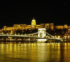 Buda Castle, seen across the Danube Это просто он...без лишних слов)))