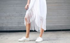Wear fringe with everything. #NastyGalsDoItBetter @weworewhat