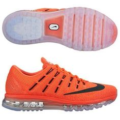 9eb9108d61747 Nike Mens Air Max 2016 Bright Crimson 806771600 SIZE 8   Check out this  great product.