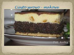 Ciasto serowo-makowe czyli seromakowiec albo seromak - http://www.mytaste.pl/r/ciasto-serowo-makowe-czyli-seromakowiec-albo-seromak-8011383.html