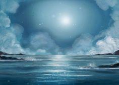 Sea of Souls van Nathalie Antalvari