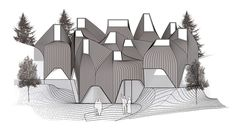 Secret Meeting of The Silent Creatures | Toshiki Hirano | Archinect