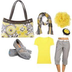 LOLO Moda: Yellow Fun