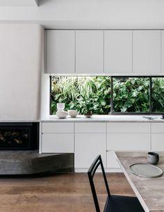 Modern Kitchen Interior Step Inside This Jaw-Dropping Aussie Home Luxury Kitchen Design, Best Kitchen Designs, Luxury Kitchens, Interior Design Kitchen, Modern Interior Design, Home Kitchens, Modern Kitchens, Kitchen Modern, Contemporary Interior