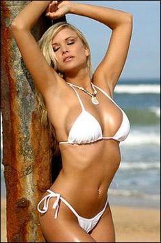 Bikini Models Beach Pictures