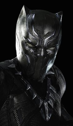 Check out all the details in this high-res photo of Black Panther from EW's 'Captain America: Civil War' issue! What do you think of the costume?   WΛW  | Like : Tweet : Pin : Blog   #WeAreWakanda