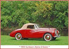 1953 Sunbeam Alpine