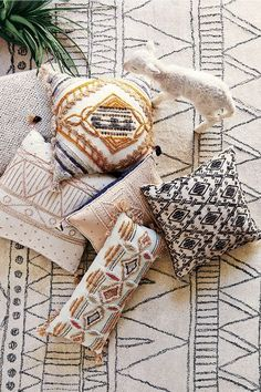 Pushkar Pillow - anthropologie.com