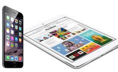 iPhone 6 y 6 Plus Relegan a un Segundo Plano al iPad para la Lectura