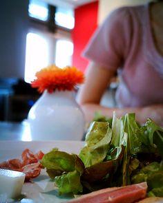 Lunch, italienisch