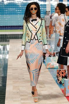 Thom Browne Spring 2017 Ready-to-Wear Collection Photos - Vogue