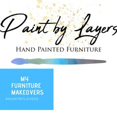 Hand Painted Furniture, My Furniture, Recycled Furniture, Furniture Makeover, Things To Sell, Salvaged Furniture, Painting Furniture, Furniture Redo, Repurposed Furniture