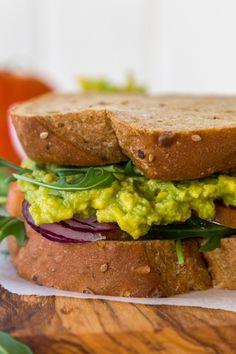 Avocado Salad Sandwich Recipe3