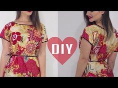 Faça suas próprias roupas | BLUSA - YouTube