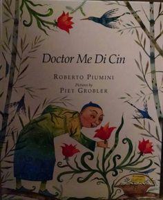 Piumini, Doctor Me Di Cin, diversity, health, doctors visit, palace, medicine, fresh air, plants, prince