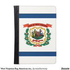 West Virginian flag, American state flag