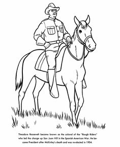 all 44 presidents coloring pages - photo#27