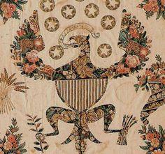 Quilt 1812: War & Piecing: Quilt From the Era.....~♥~