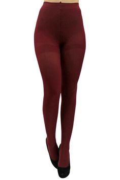 Trendy opaque pantyhose tights made with spandex are just perfect for all year wear. Use these tights for fashion, dance and exercise. Pantyhose Fashion, Fashion Tights, Fashion Wear, Womens Fashion, Lady Stockings, Pantyhose Lovers, Sexy Socks, Sheer Tights, Sexy Legs