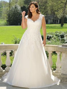Looking for a plus size wedding dress? Ladybird Plussize collection offers sexy and elegant plus size wedding dresses in various designs and colours Wedding Dresses Plus Size, Plus Size Wedding, Bridal Wedding Dresses, Plus Size Lace Dress, Dress Plus Size, Dress Lace, Peplum Dresses, Curvy Bride, Looks Plus Size