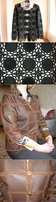 вязание с мехом | Записи в рубрике вязание с мехом | Дневник tatMel | кожа | Постила