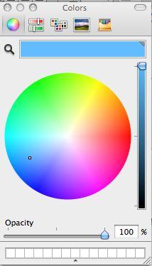 pages colors