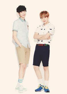 Chanyeol & Baekhyun   We Heart It