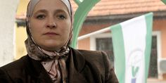 Amra Babic becomes the first hijab-wearing mayor in Europe.