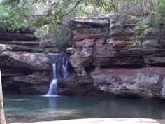A walk through Old Man's Cave from Upper Falls to Lower Falls in Hocking Hills.