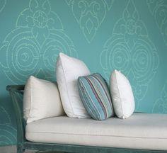 Dream of a Home: Cushions, Cushions Everywhere!