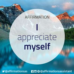 Self love affirmation 💙 Affirmations For Women, Daily Positive Affirmations, Morning Affirmations, Positive Thoughts, Positive Vibes, Positive Quotes, Mantra, Affirmation Quotes, Law Of Attraction