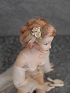 Sweet miniature doll