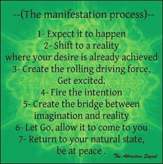 Manifesting your desires…Loving energy is more powerful than one may think !