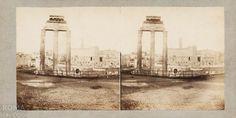 Foro Romano (Henri Plaut, 1859)