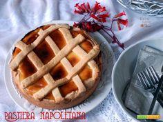 Pastiera napoletana, la mia ricetta rivisitata  #ricette #food #recipes