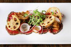 Tataki Thursday #Beef #tataki from #konbujapanesecuisine #konbu #konbujapanese #japanese #japanesefood #japanesemelbourne #kooyong #melbourne #food  #melbournefood #foodie #melbournefoodie by konbu_1
