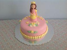O bolo de uma princesa!