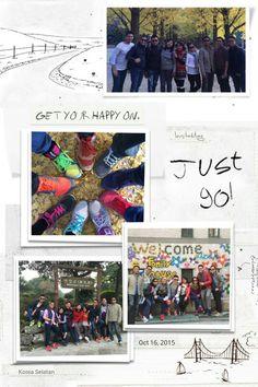 Seoul and jeju backpacker #seoul #friend #korea selatan #jeju #nami #backpacker #friend #trip #adventure #autum2015 #autumkorea