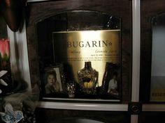 Bugarin niche at the San Francisco Columbarium.